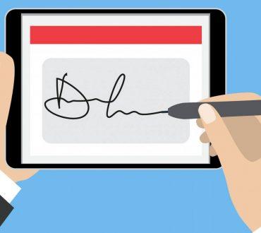 Top 10 des raisons de préférer la signature électronique à la signature manuscrite focus_keyword} - logiciel Signature electronique 370x330 - Blog