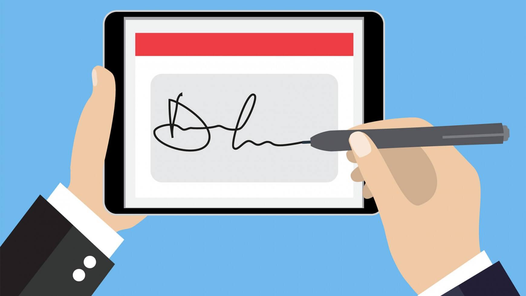 Top 10 des raisons de préférer la signature électronique à la signature manuscrite