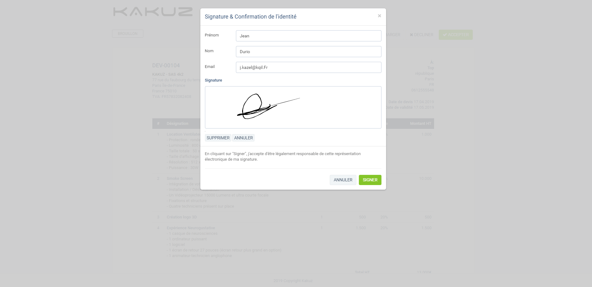 Template focus_keyword} - Signature electronique - Startup Crm