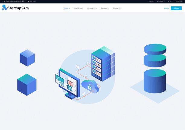 Startupcrm database