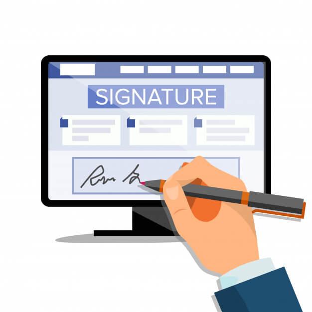 L'impact de la signature électronique pour les entreprises