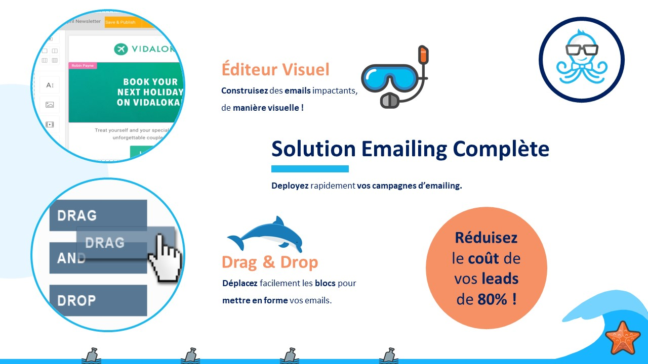 Solution Emailing Complète