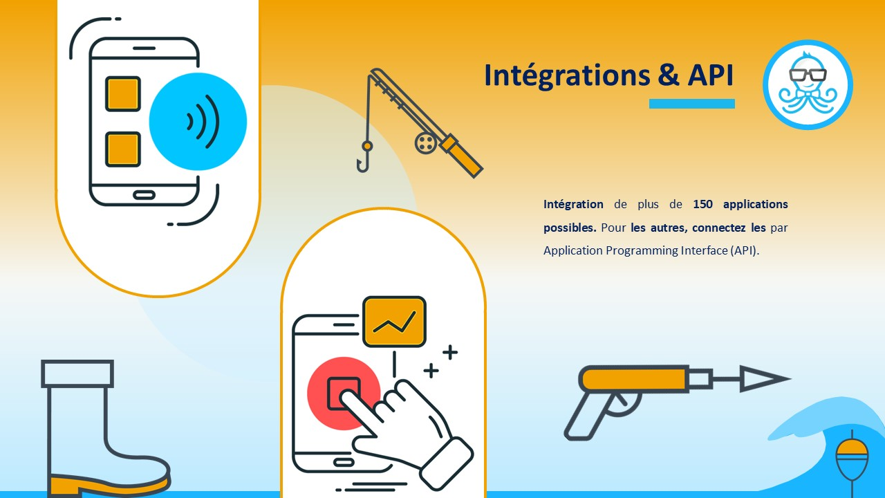 Intégration & API StartupCrm
