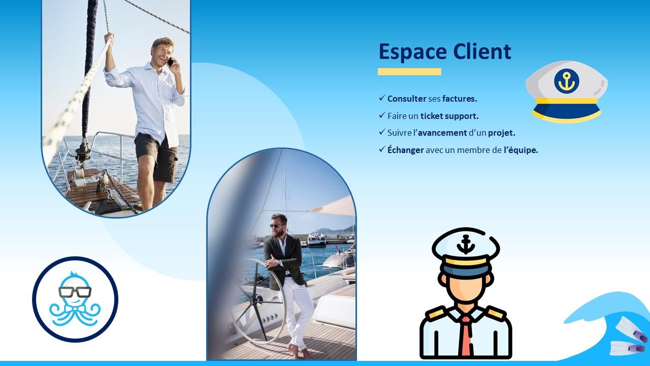 Espace Client StartupCrm