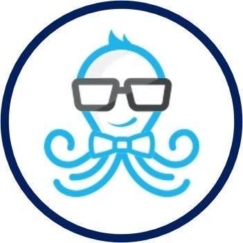 Logo startup crm sociaux